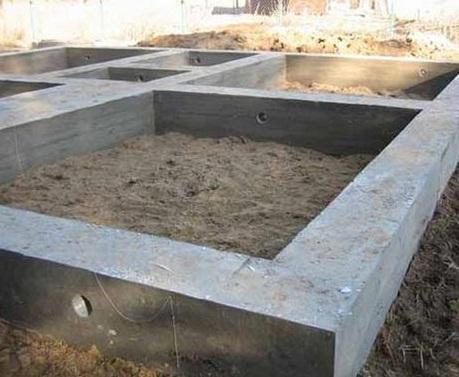 Фундаменты в Новокузнецке